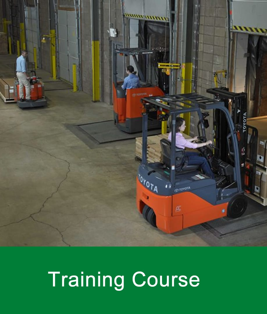 Forklift Licence Osh Operators Certificate Comply Systems Ltd