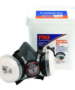 Maxi Mask 2000 Half Mask Respirator - Tradie and Painters Kit - Bucket