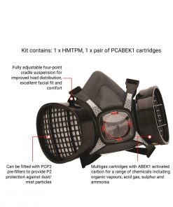 HMABEK1 ProMask Twin Filter