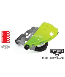 TUFF-SHIELD® Replacement Browguard for TS-BGVC
