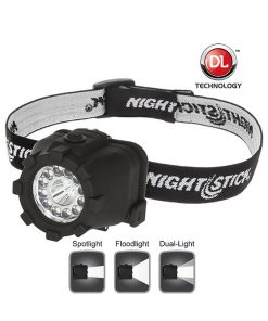 NIGHTSTICK Dual-Light Headlamp