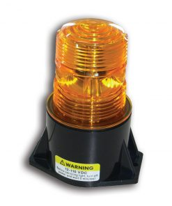 LED 10-100v DC cylinder beacon
