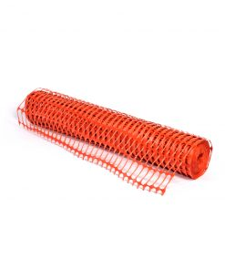 ECONOMESH™ Orange Plastic Safety Mesh 8Kg 1m x 50 metre roll