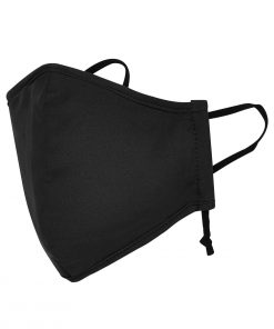 CMK-2 Performance Reusable Face Mask (Black)