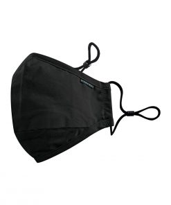 CMK-4 Commuter Reusable Face Mask (Black)