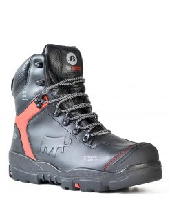 Bata Mammoet Winch Lace Up Safety Boot