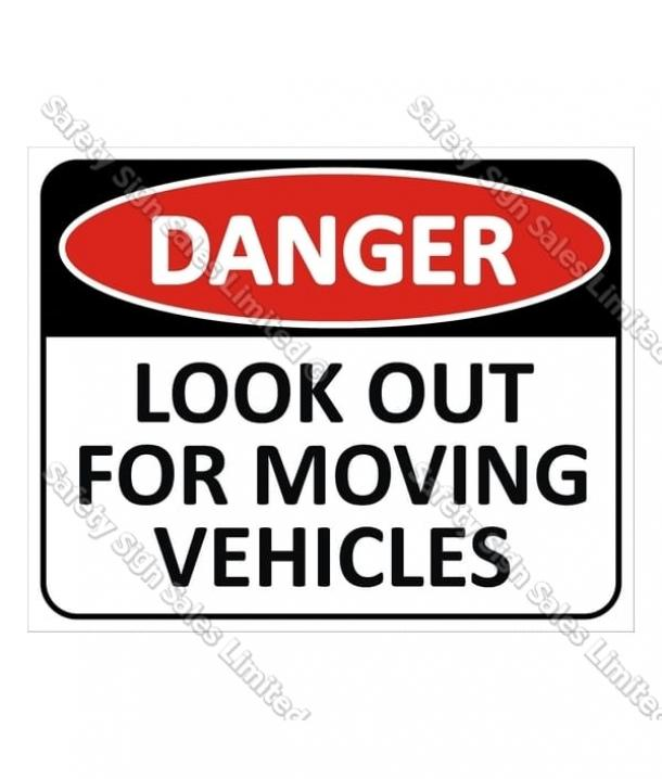 CYO|DA6 Look Out For Moving Vehicles