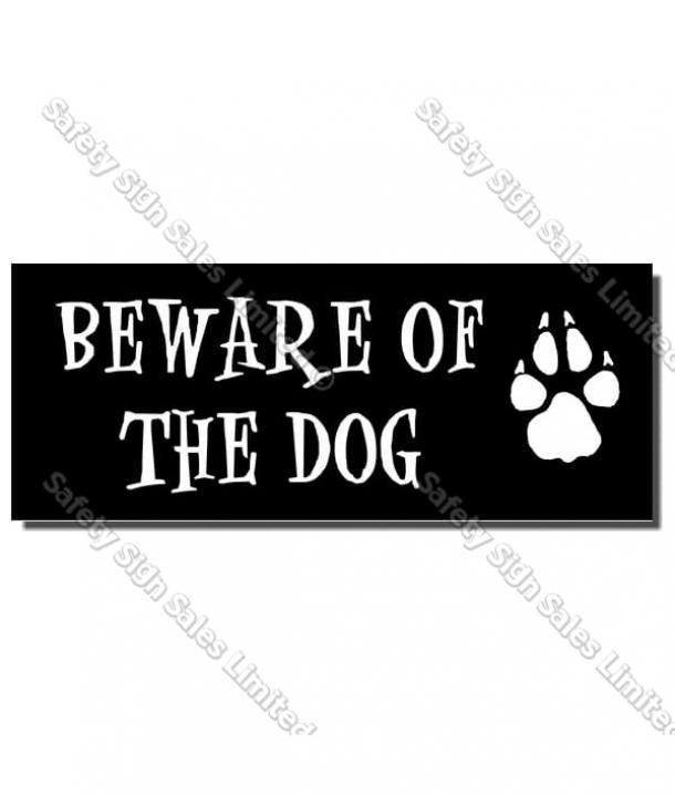 CYO|DS03 – Beware of Dog Sign