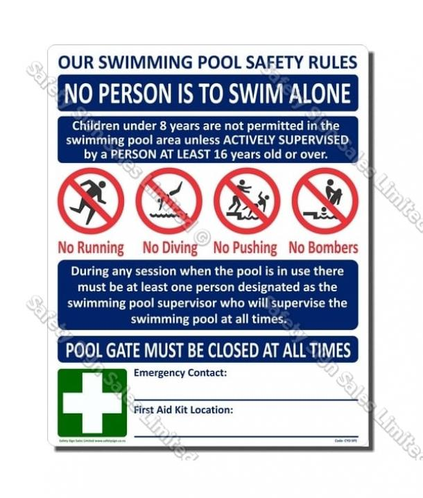 CYO|SPS – Pool User Code Sign