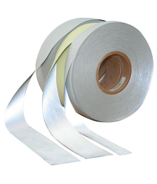 UtraFlect Industrial 25mm retro-reflective tape