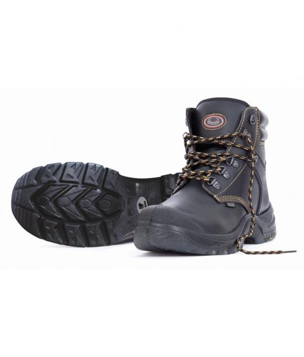 Bison Wolf Lace Up Safety Boot