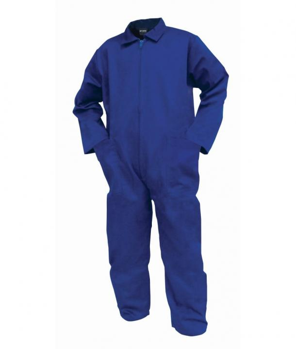TWZ 270gsm Polycotton Childrens Zip Overall