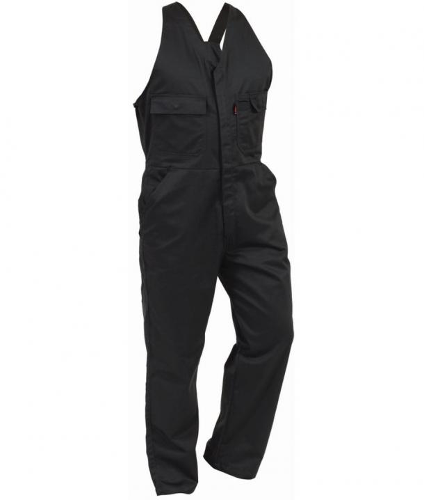 TWZ 270gsm Polycotton Comfort Zip Overall