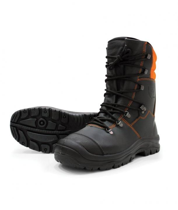 Bison Kauri Hi Leg Lace Up Safety Boot
