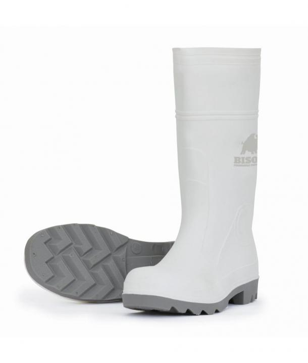 Bison Pure Mohawk PVC/Nitrile Food Industry Safety Gumboot