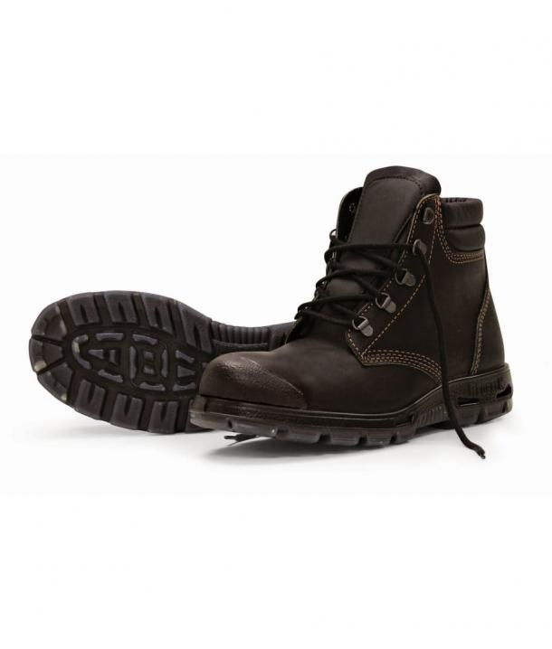 Redback Alpine Lace Up with Scuff Cap Safety Boot