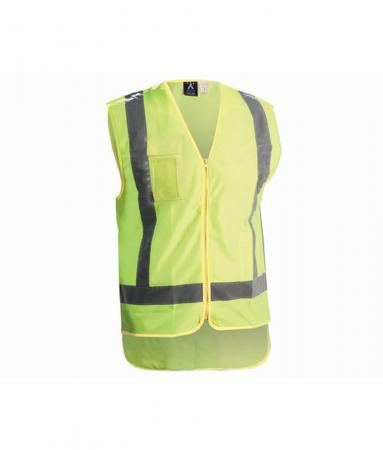 Argyle TTMC-W and Day/Night 100% Polyester Zip Safety Vest