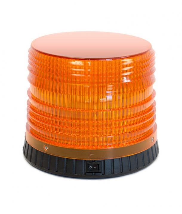 Maxiflash LED Beacon AA Battery Operated with magnetic base